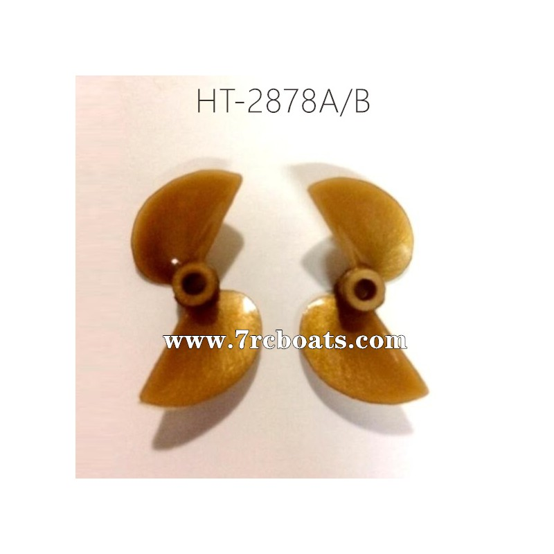 HENGTAI HT-2878A 2878B 2878 RC Boat Parts-Propellers