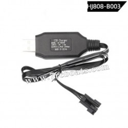 HJ808 RC Boat Parts USB Charger B003