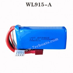 WLTOYS WL915-A RC Boat Parts Battery 11.1V 1200mAh