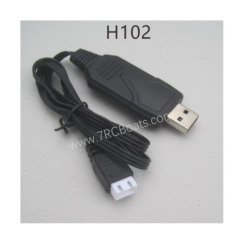 SKYTECH H102 RC Boat Parts USB Charger for Battery