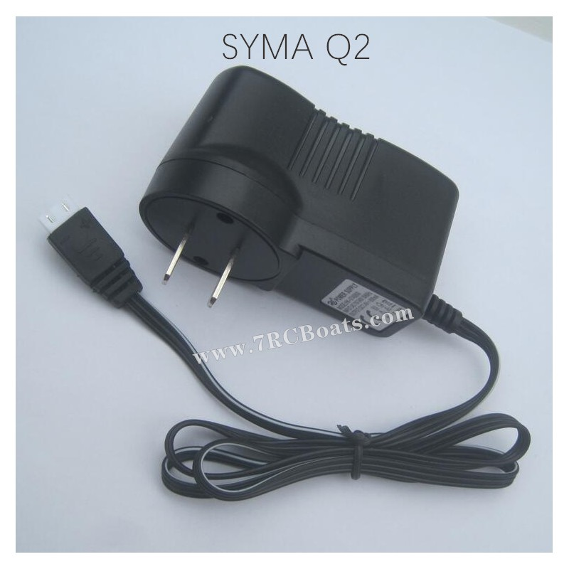 SYMA Q2 RC Boat Parts Charger