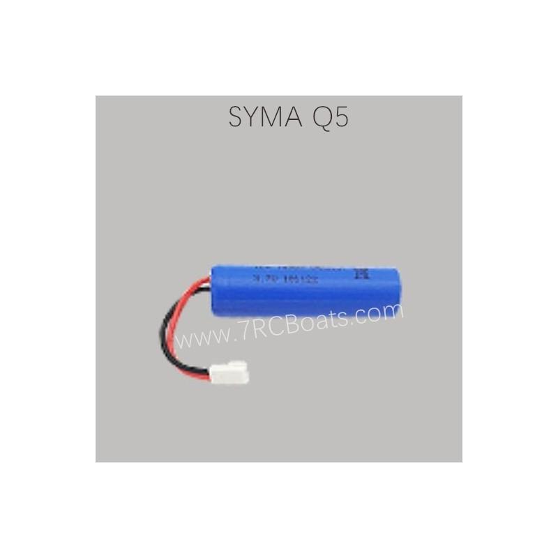 SYMA Q5 MINI RC Boat Parts 3.7V Battery 650mAh