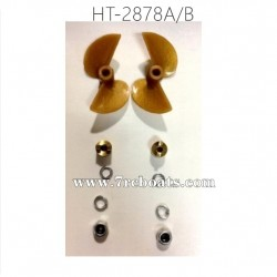 HENG TAI HT-2878A 2878B RC Boat Parts-Propellers HT-2878 Aircraft Carrier