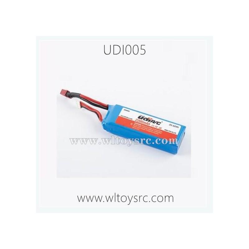UDI UDI005 RC Racing Boat Battery