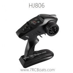 HJ806 RC Boat Parts 2.4Ghz Transmitter