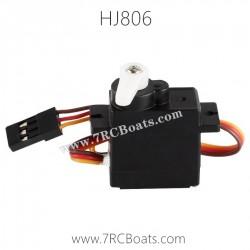 HongXunJie HJ806 2.4G RC Boat Parts Servo Assembly