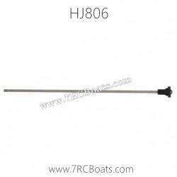 HongXunJie HJ806 2.4G RC Boat Parts Single flower Shaft