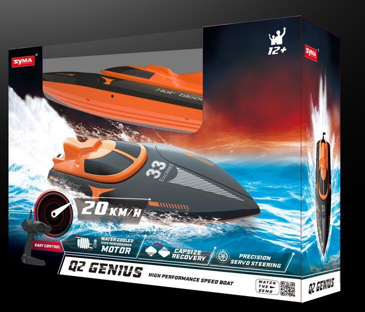 SYMA Q2 RC Boat