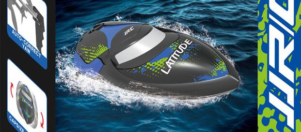 JJRC S3 Latitude RC Boat
