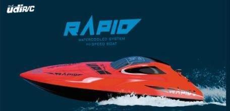 UDI UDI009 RC Boat